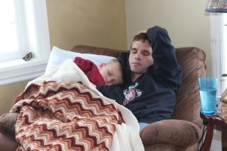 gav and dad recliner